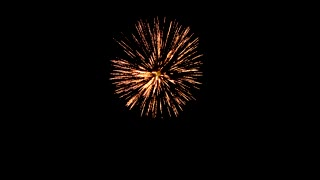 4K Fireworks Exploding On 4th Of July Independance Celebration Freedom Fire Hot Burning