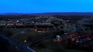 Drone Hagerstown Maryland History Cinematic Drone