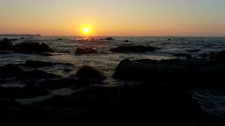 Gimbal Myanmar Beach Ocean 4K Nature