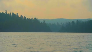 Pristine Lake Wild Quetico In The Boundary Waters Bwca Wilderness 4K Nature