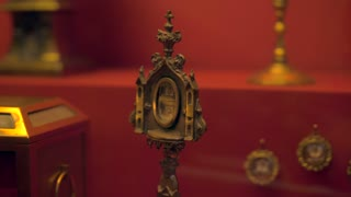 Relic Slider Intercession Catholic Prayer Cinematic 4K