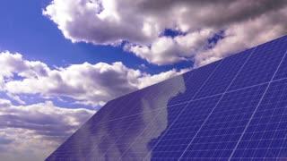 Solar Panel Timelapse