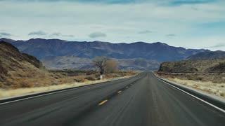 Cinematic Road Trip