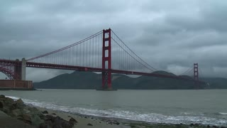 Golden Gate Bridge Time-lapse