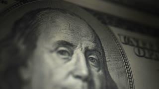 Hundred Dollar Bill, Franklin (24fps)