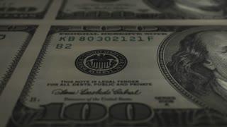 Hundred Dollar Bill Uncut (30fps)
