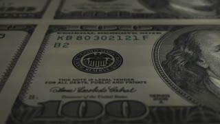 Hundred Dollar Bill Uncut (60fps)