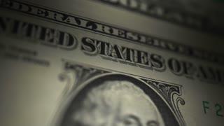 One Dollar Bill, Washington (25fps)