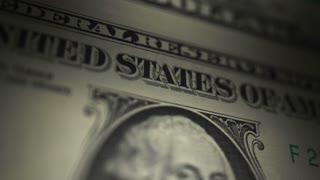 One Dollar Bill, Washington (30fps)
