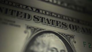 One Dollar Bill, Washington (60fps)