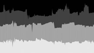 Gray Data Line Graph