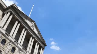 Bank of England, City of London, UK