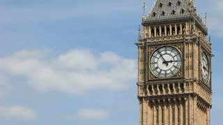 Big Ben, Elizabeth Tower, Palace of Westminster, London