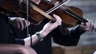 Classical Orchestra: Violin Duet