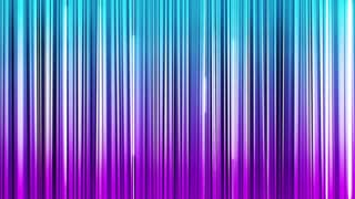Computer generated loopable abstract animated background with purple and blue vertical stripes