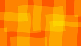Abstract orange background texture. Moving digital backdrop.