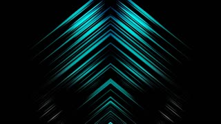 Abstract background animation with lines