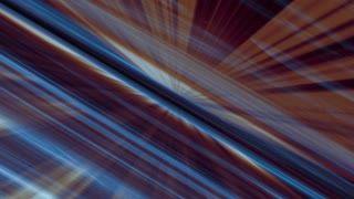 Abstract sci-fi background animation