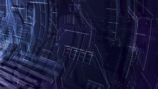 Sci fi machine bakground texture