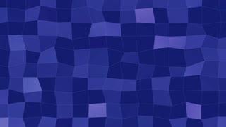 Seamless blue mosaic pattern