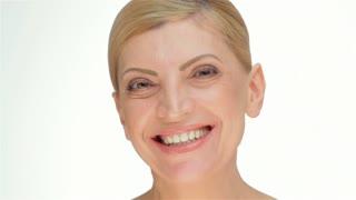 Beauty middle-aged women