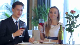 Enamored a gala dinner for two