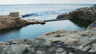 Begur, natural infinity pool