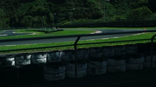 Race Track For Kart Racing