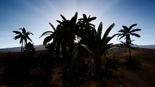 the amazing Erg chebbi dunes in the sahara desert, morocco