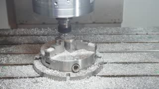 Process of metal working and machine manufacturing - automotive drilling machine