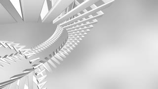 Abstract Objects Are Spinning Easy And Smooth.