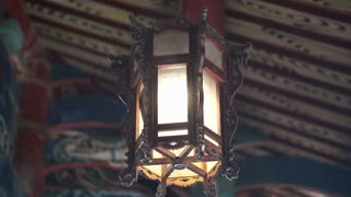 Classic style Chinese interior lamp lighting