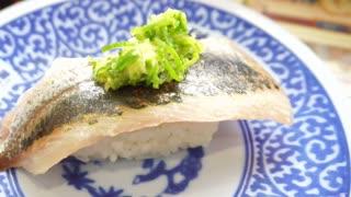 Japanese traditional variety food, sushi, nigiri, set food sashimi cut scenes