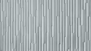 Vertical pattern white fibreglass wall graphic background