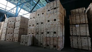 finished goods warehouse refractory materials