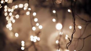 night lights during christmas
