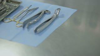 Dantist surgical instruments