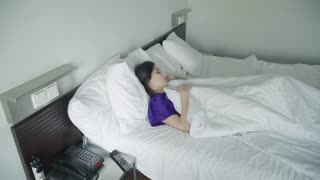 Restless bad dreams