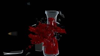 Carafe Destruction Red