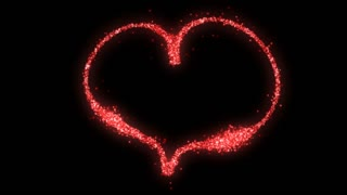 Love Looping Particles Version 1 1080p