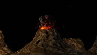 Volcano Eruption 1080p
