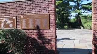 Children's Memorial Garden sign