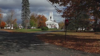 Church in Winchester Center (1 of 2)