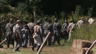 Civil War reenactment (3 of 3)