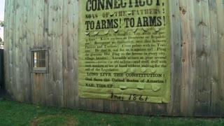 Connecticut propaganda poster (1 of 2)