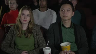 Couple enjoying a movie (3 of 4)