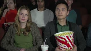 Couple enjoying a movie (4 of 4)