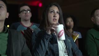 Enjoying a movie (2 of 4)