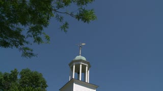 Historic church with cupola (1 of 2)