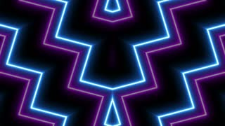 VJ event concert title presentation music videos show party abstract loop 10